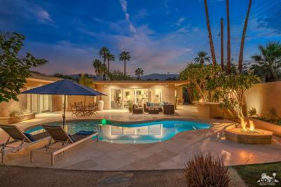 Palm Desert Single Family Home For Sale: 74530 Fairway Drive
