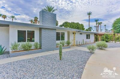 Rancho Mirage Single Family Home For Sale: 37010 Palmdale Road