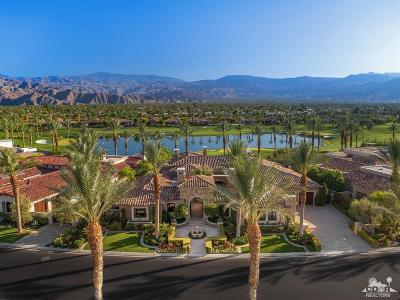 Indian Wells Single Family Home For Sale: 43243 Via Siena