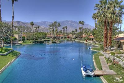Rancho Mirage Condo/Townhouse For Sale: 206 Desert Lakes Drive