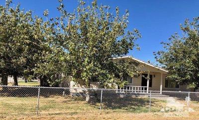 Blythe Single Family Home For Sale: 610 N 6th Street