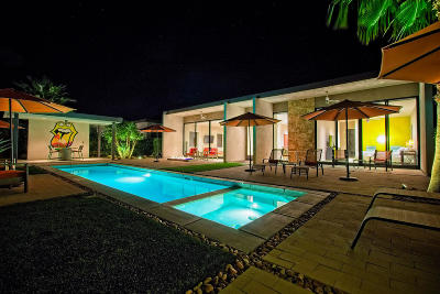 La Quinta Single Family Home For Sale: 80736 Castillo Del Areana