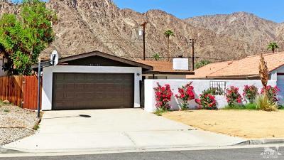 La Quinta Single Family Home For Sale: 52195 Avenida Rubio