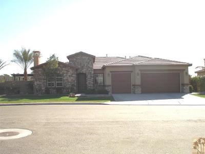 La Quinta Single Family Home For Sale: 57770 Residenza Court