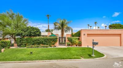 Palm Desert Single Family Home For Sale: 46830 Amir Drive