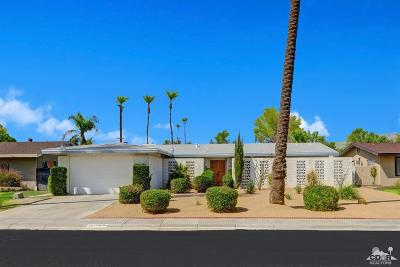 Indio Single Family Home For Sale: 81900 Lancer Way