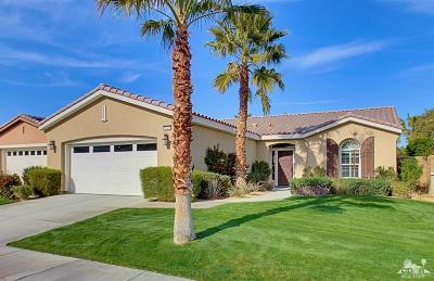 La Quinta Single Family Home For Sale: 81462 Joshua Tree Court Court