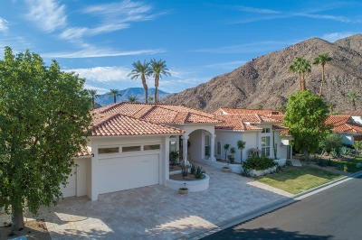 La Quinta Single Family Home For Sale: 77185 Avenida Arteaga