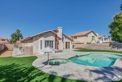 La Quinta Single Family Home For Sale: 78625 Bradford Circle