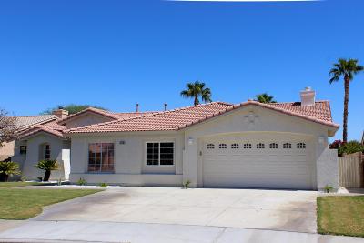 La Quinta Single Family Home For Sale: 44760 Liberty Avenue
