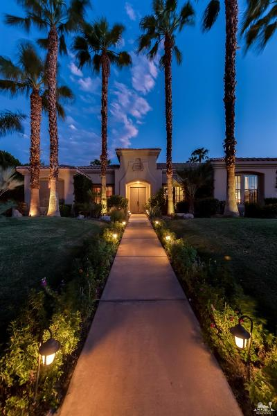 La Quinta Single Family Home For Sale: 79615 Rancho Santa Margarita