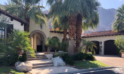 La Quinta Single Family Home For Sale: 52965 Latrobe Lane