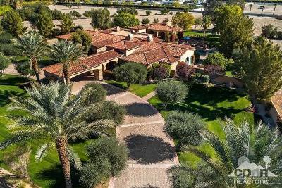 La Quinta Single Family Home For Sale: 80825 Vista Bonita Trail