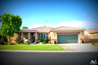 Indio Single Family Home For Sale: 80306 Whitehaven Drive