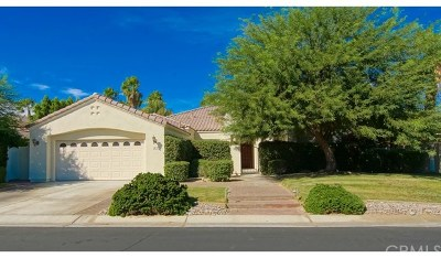 Rancho Mirage Single Family Home For Sale: 85 Via Bella