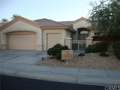 Palm Desert Single Family Home For Sale: 78711 Golden Reed Drive