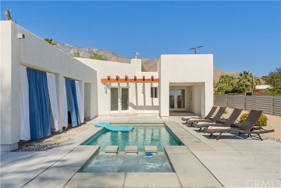 Palm Springs Single Family Home For Sale: 2481 North Junipero