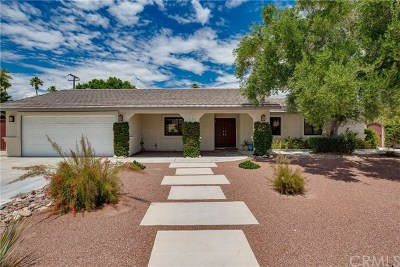 Palm Springs Single Family Home For Sale: 2388 E Via Escuela