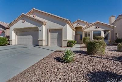 Palm Desert Single Family Home Sold: 37290 Pineknoll Avenue