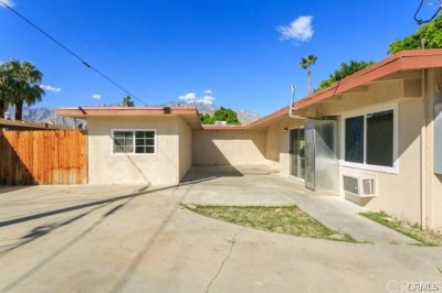 Palm Springs CA Multi Family Home For Sale: $619,900