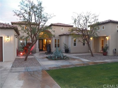 Rancho Mirage Single Family Home For Sale: 70553 Sunny Lane
