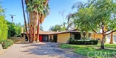 Palm Desert Single Family Home For Sale: 72440 Cholla Drive