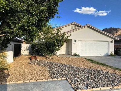 La Quinta Single Family Home For Sale: 52770 Avenida Velasco