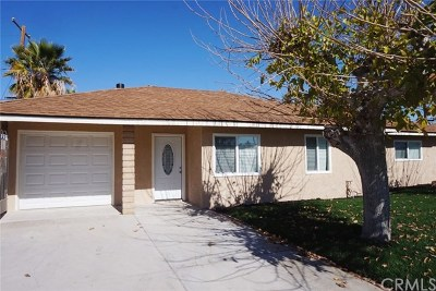 Palm Springs Single Family Home For Sale: 3760 East Calle San Antonio