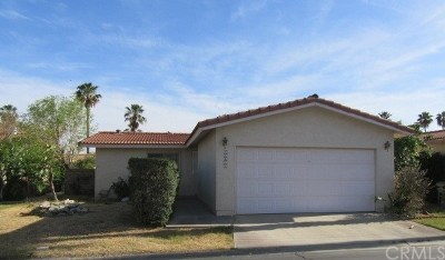Palm Desert, Indio, La Quinta, Indian Wells, Rancho Mirage Single Family Home For Sale: 77811 Chandler Way