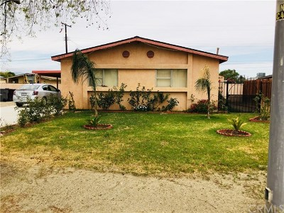 Indio Single Family Home For Sale: 43593 Navajo Street