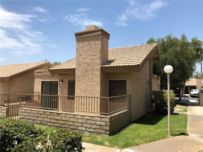 Indio Condo/Townhouse For Sale: 47395 Monroe Street #131