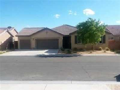 Indio Single Family Home For Sale: 84333 Cigno Court
