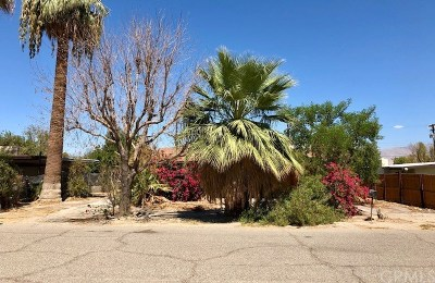 Indio Single Family Home For Sale: 81370 Palo Verde Drive South