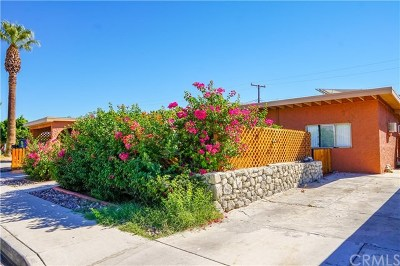 Cathedral City Single Family Home For Sale: 31640 Avenida La Paloma