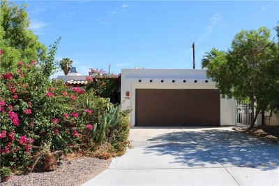 La Quinta Single Family Home For Sale: 52200 Avenida Obregon