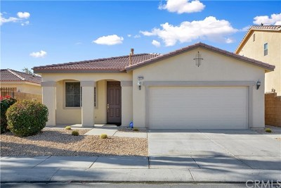 Indio Single Family Home For Sale: 46465 Calle Sonoma