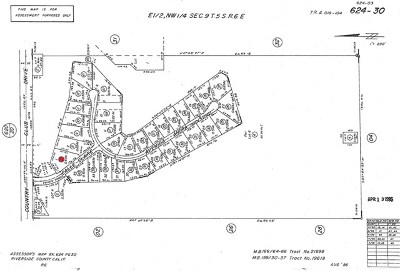 Palm Desert Residential Lots & Land For Sale: 1 Calle Claire