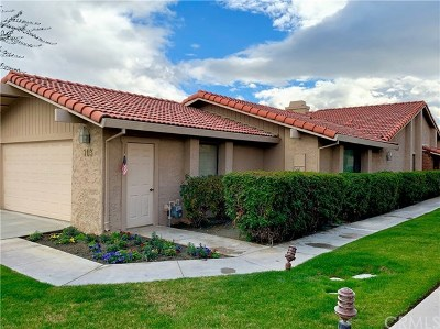 Palm Desert Condo/Townhouse For Sale: 103 Camino Arroyo South