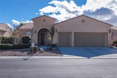 Sun City Shadow Hills Single Family Home For Sale: 81725 Camino El Triunfo