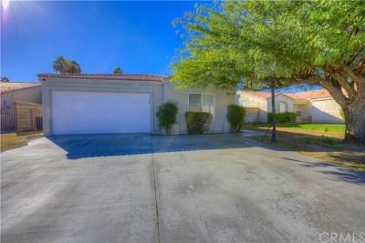 Indio Single Family Home For Sale: 82311 Calico Avenue