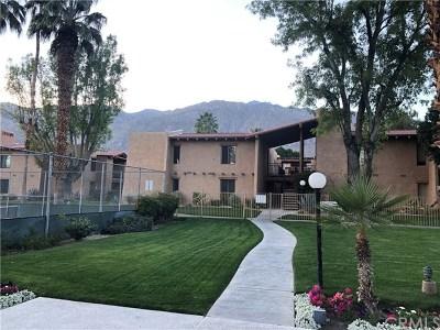 Palm Springs Condo/Townhouse For Sale: 1050 E Ramon Road #75