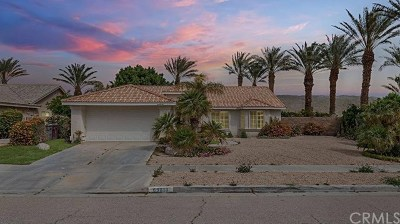Cathedral City Single Family Home For Sale: 69810 Northhampton Ave