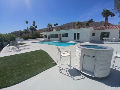 Rancho Mirage Single Family Home For Sale: 71496 Biskra Road
