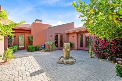 Single Family Home For Sale: 50455 Via Puente