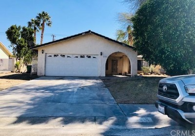 Cathedral City Single Family Home For Sale: 68345 Concepcion Road