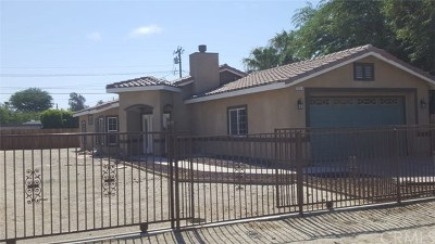 Palm Springs Single Family Home For Sale: 17136 Covey Street