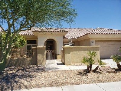 Palm Desert Single Family Home Contingent: 38448 Bent Palm Drive