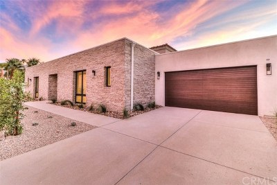 Palm Springs Single Family Home For Sale: 3117 Arroyo Seco