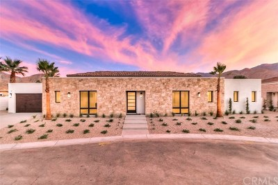 Palm Springs Single Family Home For Sale: 3107 Arroyo Seco