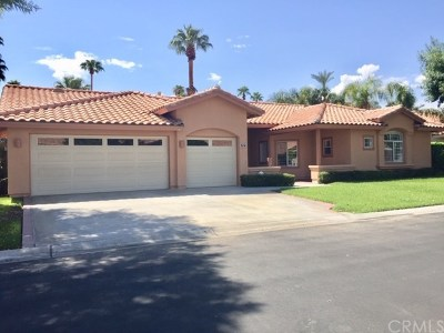 Rancho Mirage Single Family Home For Sale: 17 Park Mirage Lane